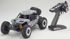 Kyosho AXXE 1-10 EP Buggy kt231p t4 gris rtr # 34401t4b