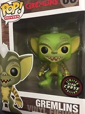 GREMLIN CHASE GLOW IN THE DARK Funko POP MIB GREMLIN
