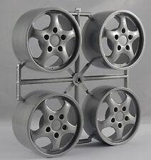 Pocher 1:8 Porsche K30 K31 Felgen Set komplett Carrera neu Baugruppe K G12