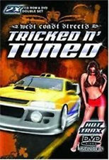 Tricked N' Tuned for Windows, Racing Driving Game NEW