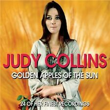 JUDY COLLINS - GOLDEN APPLES OF THE SUN - 24 OF HER FINEST RECORDINGS (NEW CD)