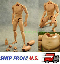 1/6 Narrow Shoulder Male Figure Body For Hot Toys TTM18 TTM19 TTM21