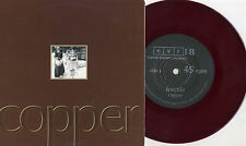 "Copper - Freckle 7"" RED / MAROON VINYL Texas Is The Reason Shelter Promise Ring"