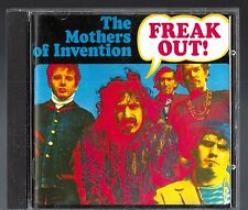 FREAK OUT!  by The Mothers of Invention-Frank Zappa (CD Made In France)