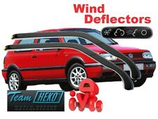 VW GOLF III 3doors 10/1991-1997 Wind Deflector 2 pcs. HEKO (31106)