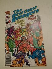 000 Vintage Marvel Comic book West Coast Avengers Vol 2 #15 1986 Nice