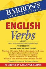 Barron's Verb: English Verbs : And a Review of Standard English Usage by...