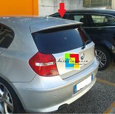 BMW Serie 1 E81 E87 03-10 Spoiler Posteriore Sul Tetto