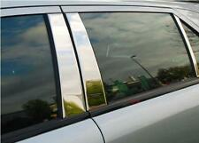 Mercedes W203 C Class Chrome B Pillar Trim Covers