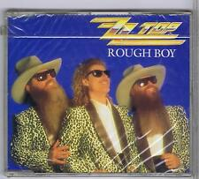 MAXI CD NEUF 4 TITRES ZZ TOP ROUGH BOY