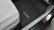 GENUINE TOYOTA CAMRY 2012-2014 IVORY COLORED CARPET FLOOR MATS