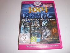 PC  1001 Nacht: Die Abenteuer von Sindbad