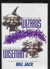 The Ways of the Wizards vs The Way of the Wiseman (DVD +Study Guide)