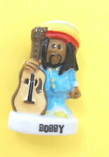 1 FEVES BRILLANTE  WEENICONS  BOB MARLEY