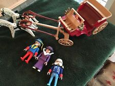 Vintage Play Mobil Set 5600 Victorian Cottage Set