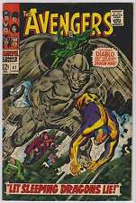L1779: The Avengers #41, Vol 1, VF Condition