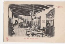 South Africa, Capetown, The Hall at Groot Schuur Postcard, B027
