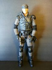 Custom 1/6 metal gear solid snake similar to HOT TOYS, DRAGÓN, DAM