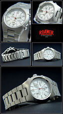 ROAMER UHR POWER 10 CHRONOGRAPH SWISS MADE 10BAR WASSER DICHT NEU