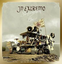 IN EXTREMO Sterneneisen Live CD+DVD 2012