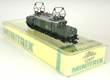 MINITRIX N 12917 DR 193 Electric Fantastic Runner Dir. Lights MINT BOXED