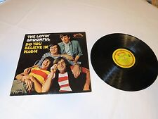 The Lovin' Spoonful Do you Believe In Magic Karma LP Album record RARE vinyl