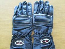RAYVEN RAYONLITE TEXTILE ROADSTAR BLACK SUMMER GLOVES LARGE NEW  & BOXED