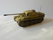 1/72 WW2 EXPERTLY BUILT & PAINTED GERMAN PANTHER AUSF G