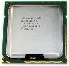 Intel Core i7 920 - 2.66GHz Quad-Core LGA 1366 Processor