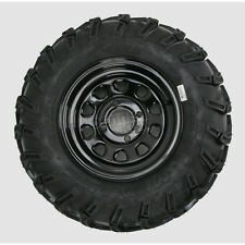 HONDA  ATV MUDLITE TIRES 25 INCH ON 12 INCH  WHEELS