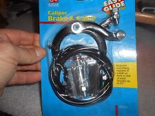 Cycle Products Easy Glide Front/Rear Bicycle Brake Caliper & Cable in Package