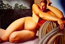 Cubism Oil Painting Nude pretty girl woman On Canvas Modern Art Wall Decor #1883