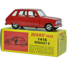 New Editions Scale 1:43 Dinky Toys 1416 Renault 6 Classic Unique Coupe Car Gift
