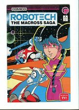 Robotech :The Macross Saga 8 . Comico 1985 -VF