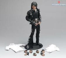 1/6 Star Toys Bad MJ Michael Jackson Suit Set with Movable Eyes Action Figure