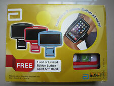 Surbex Sport Arm Band For Mobile/Hand Phone (Red) 1 unit