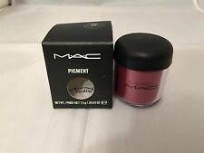 MAC *RUBY RED* Pigment EyeShadow EyeShadow .26oz/7.5g BNIB
