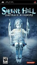 Silent Hill: Shattered Memories PSP New Sony PSP