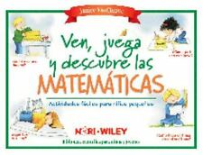 Ven Juega Y Descubre Las MatematicasPlay and Find Out About Math: Acti-ExLibrary