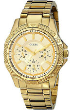 GUESS W0235L5,Ladies Multifunction,BRAND NEW WITH TAG AND GUESS BOX