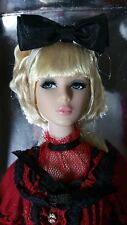 Fashion Royalty Nippon Nu Fantacy ROSE RED YURI Doll 2010 NRFB Mint with shipper