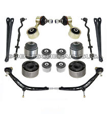 FRONT REAR CONTROL ARM BALL JOINT TIE ROD SWAY BAR KIT for BMW E36 325i 323i