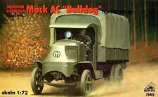 MACK AC BULLDOG TYPE EHC - HEAVY TRUCK (AMERICAN EXPEDITIONARY CORPS) 1/72 RPM