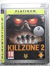 OCCASION: Jeu platinum KILLZONE 2 PS3 playstation 3 sony francais helghaste