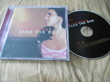AMY WINEHOUSE : TAKE THE BOX 3 TRACK CD ROUND MIDNIGHT STRONGER THAN ME 2004