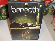 Beneath-Terror Lives Below..Horrow.Starring Nora Zehetner.dvd`Widescreen`Free US
