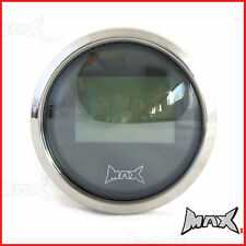 Universal Marine 52mm GPS Digital Boat Speedometer MPH / KPH 100% Waterproof