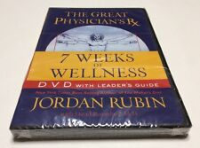 The Great Physician's Rx NEW  Health Wellness DVD Leaders Guide Jordan Rubin