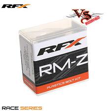 RFX Series Plastics Fastener Kit  SUZUKI RMZ250 04-06