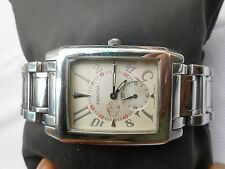 RARE SWISS SS ZENITH PORT ROYAL GENTS MENS QUARTZ WRISTWATCH